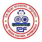 Rail Coach Factory (RCF), Kapurthala