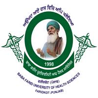 Baba Farid University of Health Sciences (BFUHS)