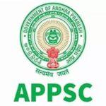 Andhra Pradesh Public Service Commission (APPSC)